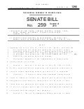 PA Senate Bill 259 - Division Order for Oil & Gas Royalties