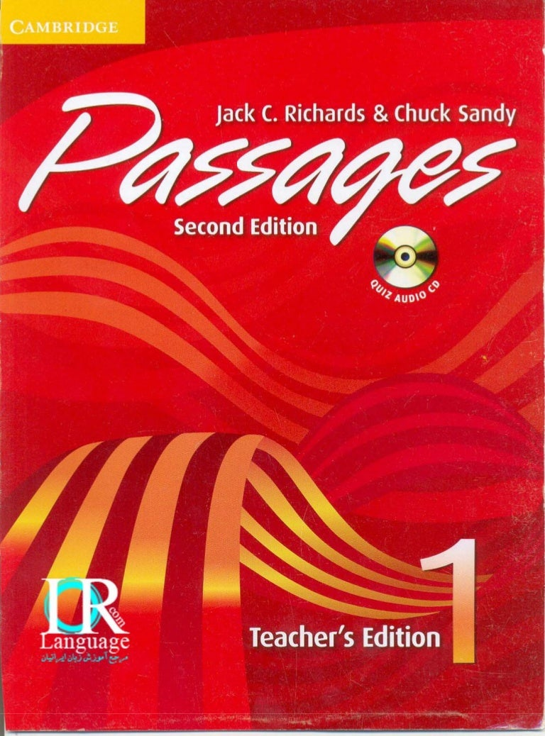 A Passage To The English Language Pdf