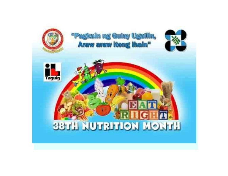 essay on nutrition month celebration What are some examples of opening remarks a: quick answer opening remarks warm up the audience for the coming event and often include a welcome to the guests.
