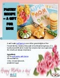 Pastry recipe – a gift for mom