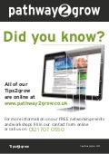 Pathway2Grow- NETWORKING Club in West Midands