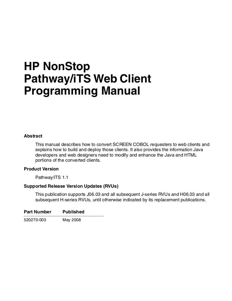Hp nonstop g-series user manual | 149 pages.