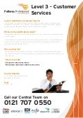 Pathway Professional - Level 3 Customer Services NVQ Birmingham