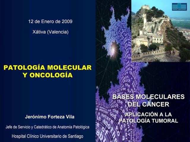 Patologia Molecular y Oncologia
