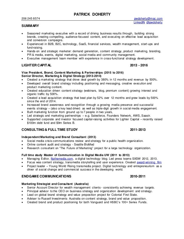 Value Proposition Resume Resume Samples Examples Brightside  Resume Value Statement