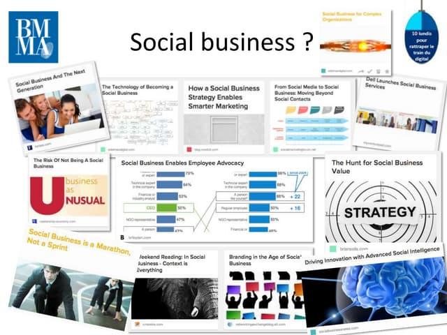 Patrick willemarck soc business bmma digit 2013