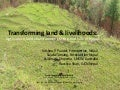 Session 5.6 Transforming land & livelihoods: Agriculture land abandonment in the mid hills of Nepal