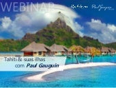 Paul Gauguin - webinar 05set19