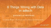 #RampUp17: 6 Things Wrong with AdTech (& What To Do About Them)