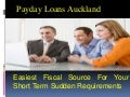 Payday Loan Auckland - Avail Immediate Solution For Your Any Daily Needs