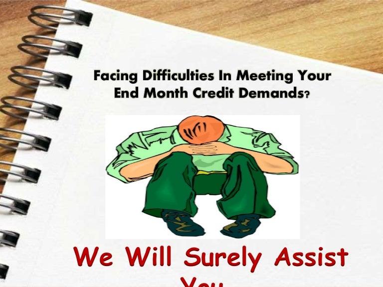 4 week fast cash loans