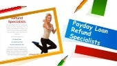 Payday loan refund specialists