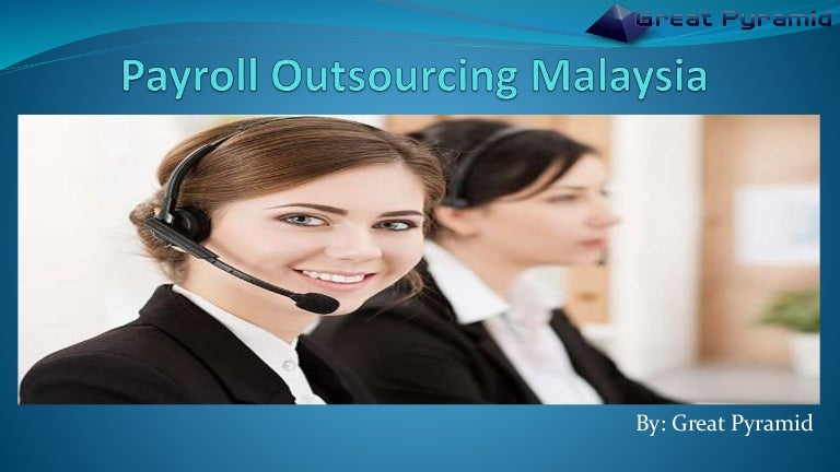 Avail Our Payroll Outsourcing Service in Malaysia