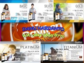 0822-9899-8770 (WA), Paytren Surabaya, Cara Daftar Paytren Surabaya