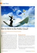 How to Move to the Public Cloud?