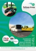 PCV, passenger carrying vehicle apprenticeship