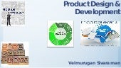 Product Design & Development