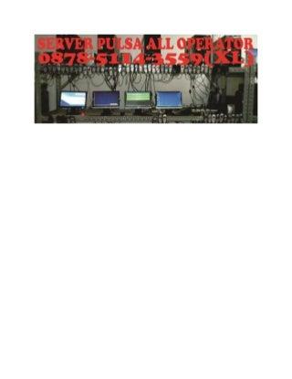 0878-5114-3559(XL), Server Pulsa Sidoarjo, Distributor Pulsa Nasional, Distributor Pulsa Online