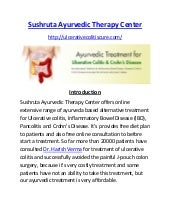 Online Ayurvedic Treatment for Ulcerative Colitis & Crohn's Disease