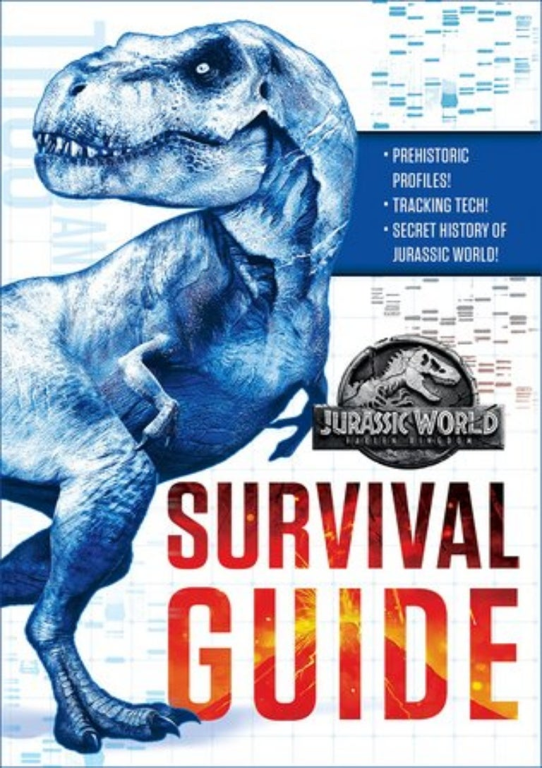 pdfdownload jurassic world fallen kingdom survival