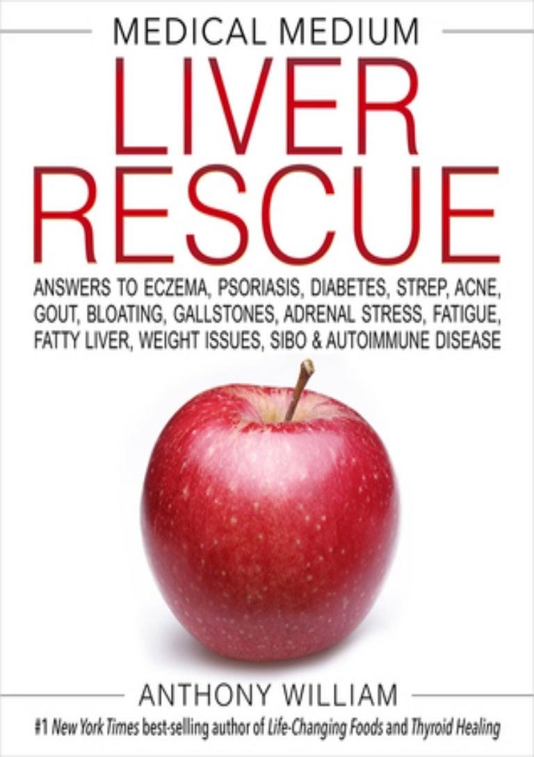Free Ebook [PDF]-Download Medical Medium Liver Rescue (Anthony William)