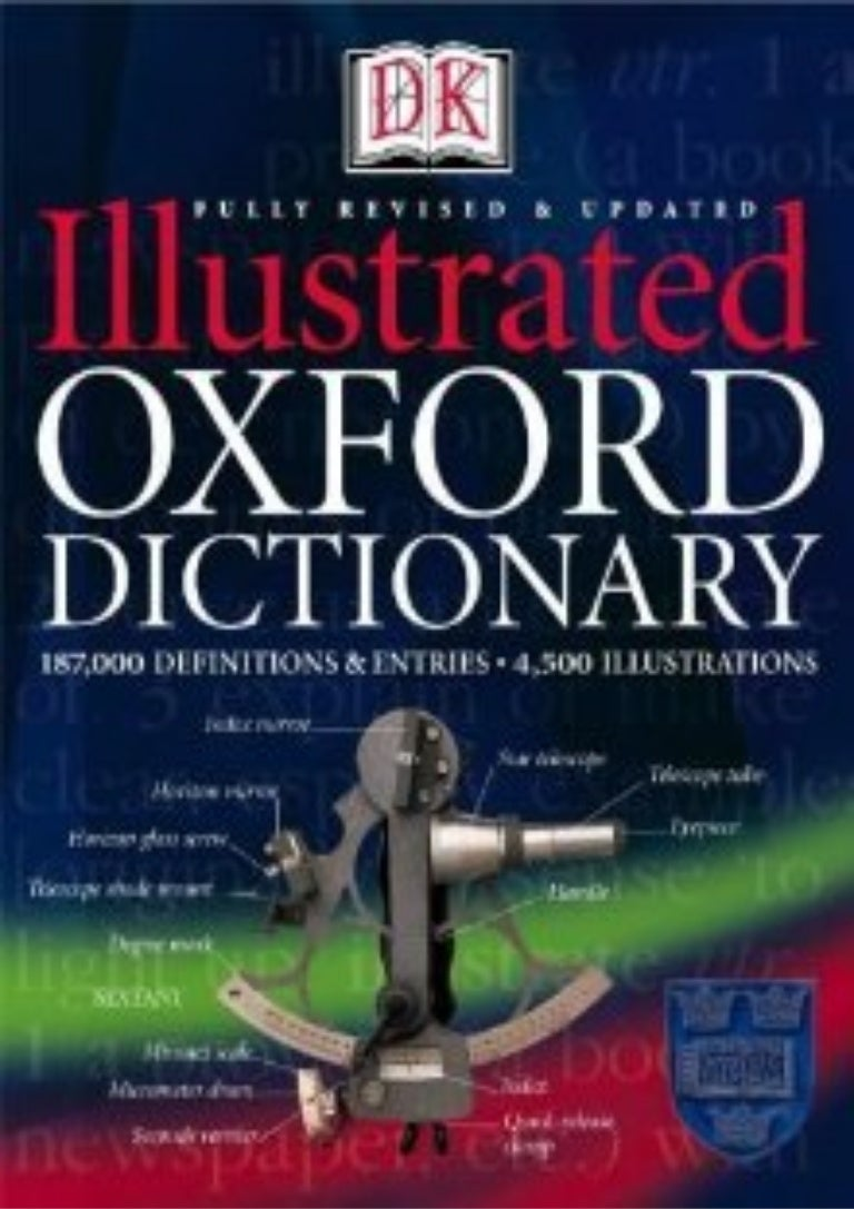 download oxford dictionary pdf free
