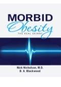 PDF FREE DOWNLOAD Morbid Obesity The Real Skinny Full Online