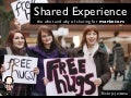 Shared Experience: The What and Why of Sharing for Marketers (Graham Brown mobileYouth)