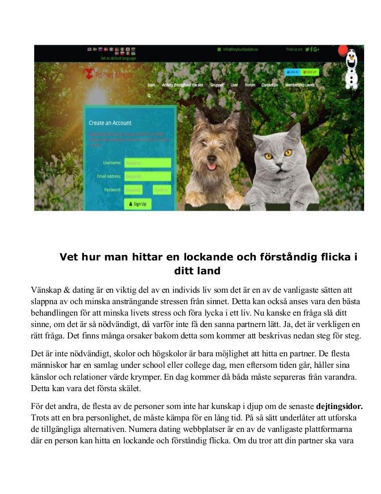 Dating Site Gratis Stenungsund Skn Avsugning Escort