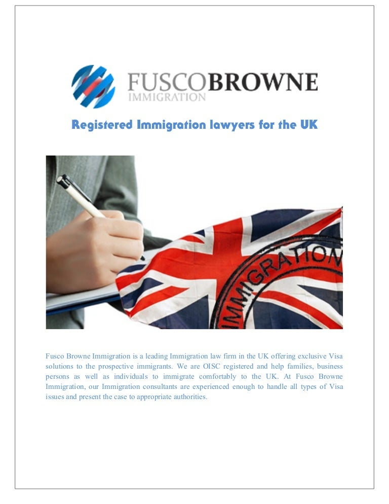 Immigration lawyers UK