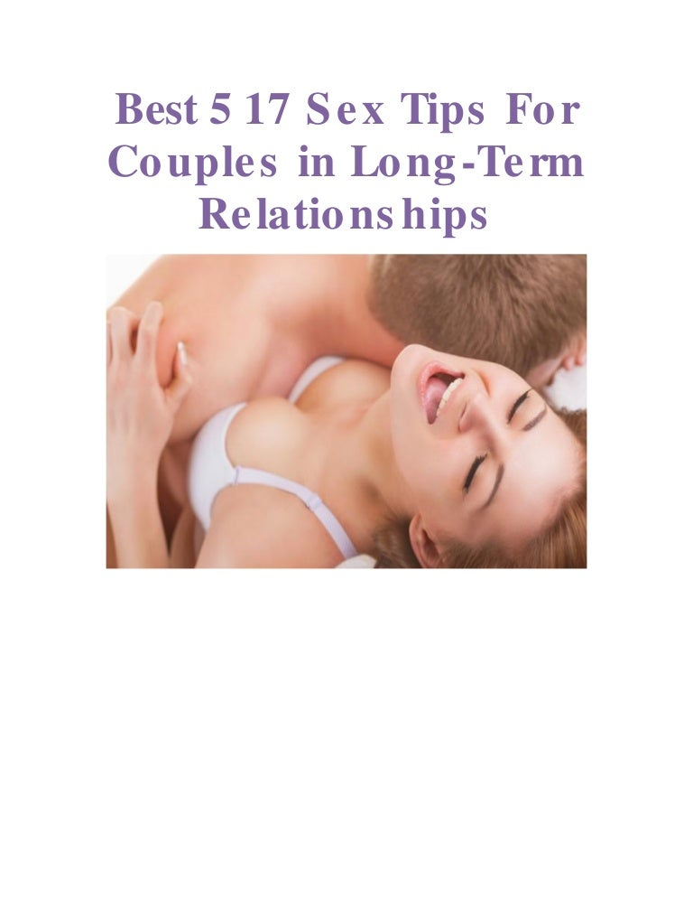 Sex and tips and couples pdf