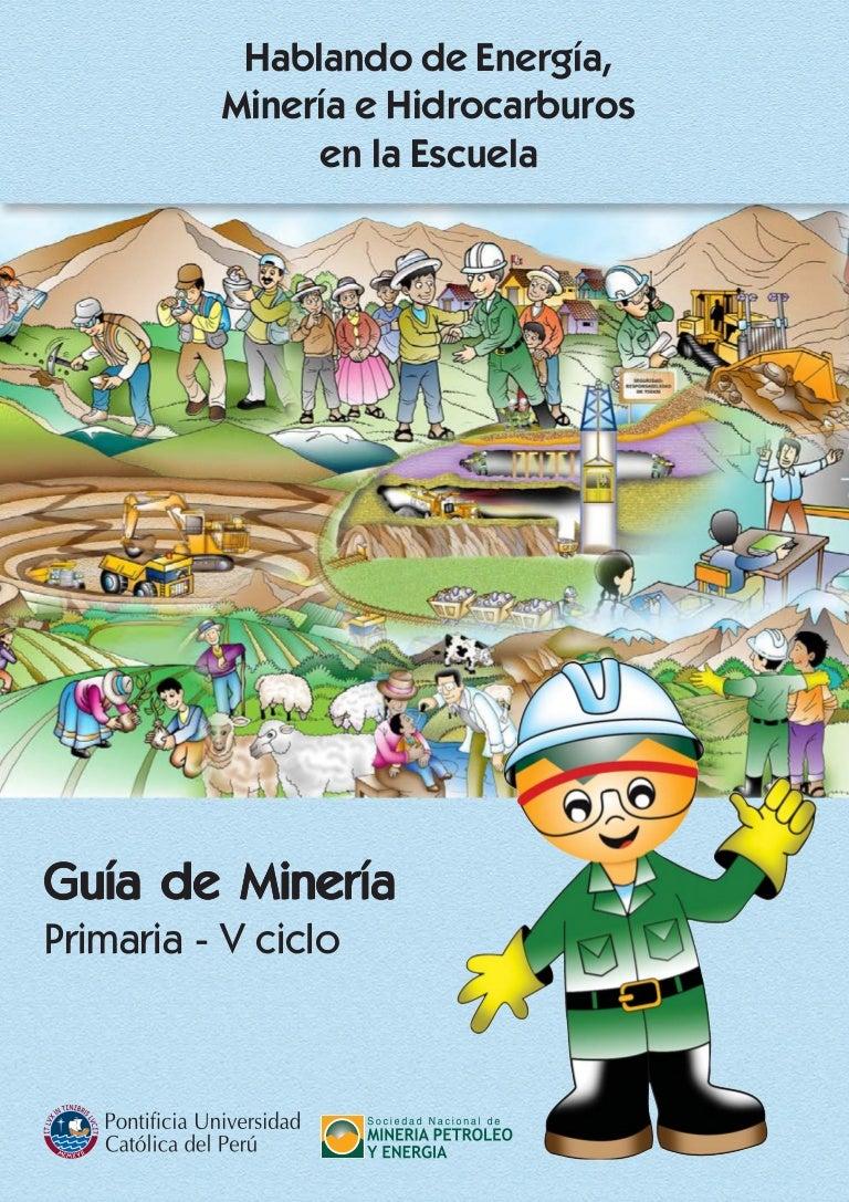 Hablando De Energia Mineria E Hidrocarburos En La Escuela