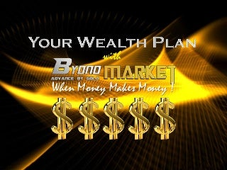 ByondMARKET Wealth Plan.!