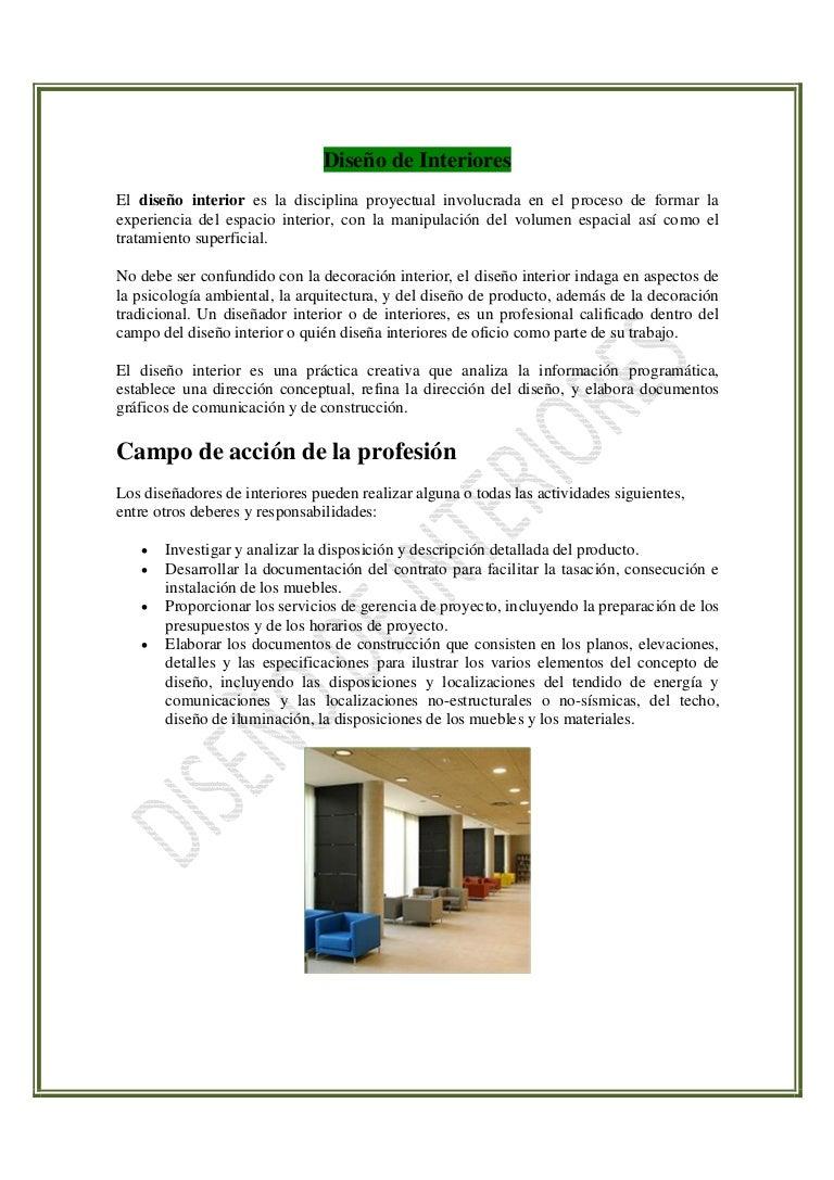 Pdf dise o interiores for Diseno de interiores pdf