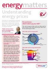 Pdf energy matters