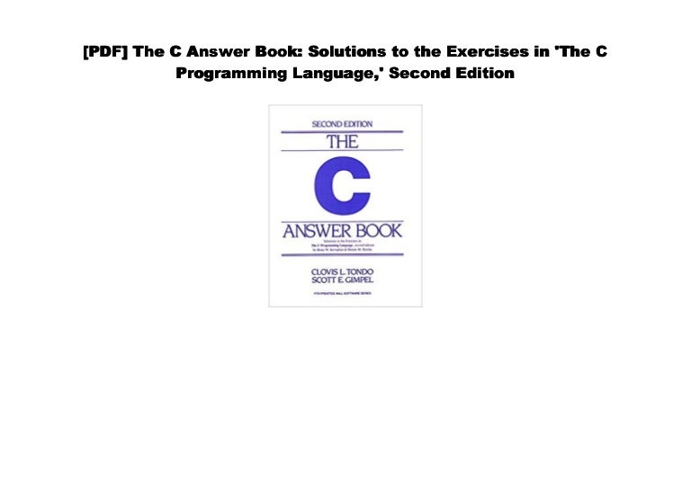 C programming exercises and solutions pdf 301393-C