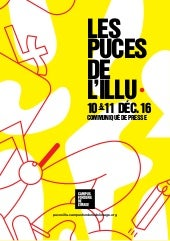 LES PUCES DE L'ILLUSTRATION 2016