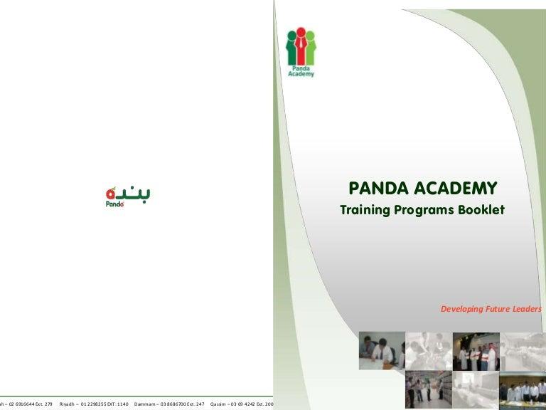 PDT Booklet