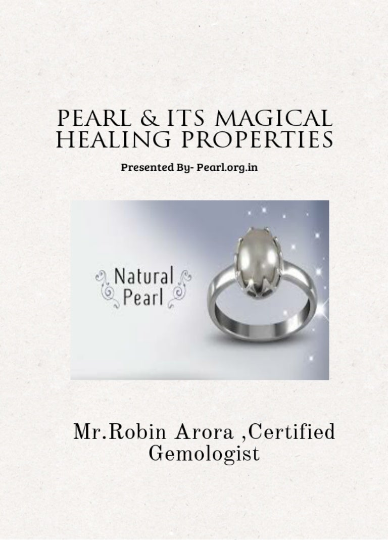 Pearls: properties of the stone, description and photo 1