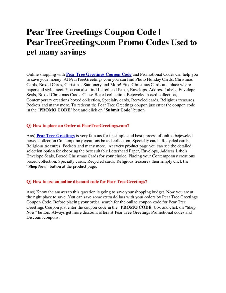 Peartreegreetings coupons pear tree greetings coupon codes peartr m4hsunfo