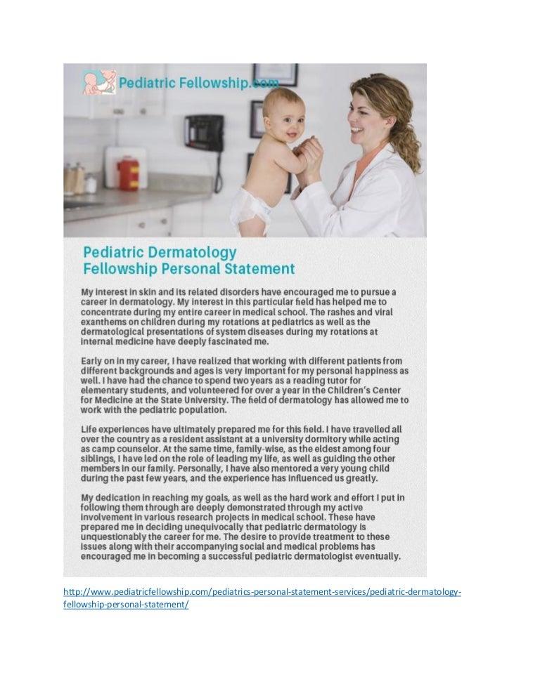 Samples   Personal Statements Residencypersonalstatements net