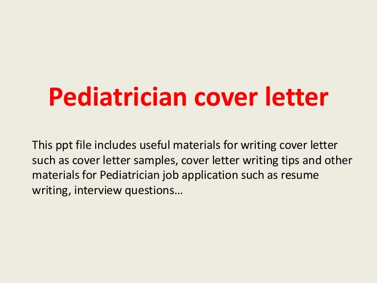 cover letter samples applying job