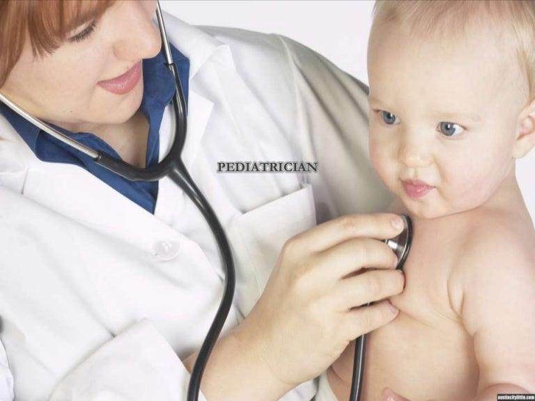 Pediatrician Job Description. Pediatricians Focus On The Health Of ...