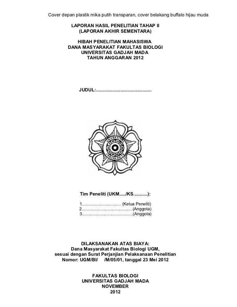 Contoh Skripsi Ugm Contoh Soal Dan Materi Pelajaran 10