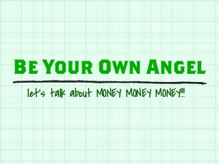 Be Your Own Angel Investor - A Revenue Model for Bootstrapping