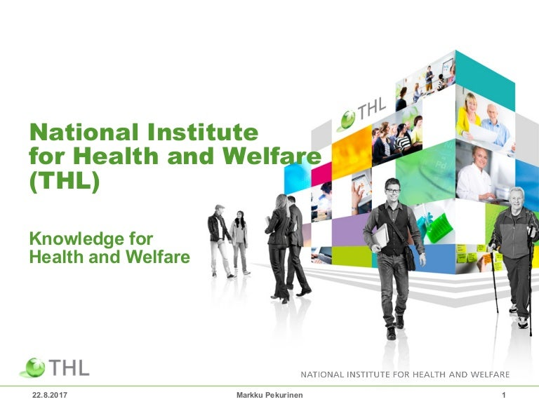 THL and the health, social services and regional government