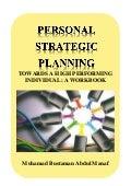 Pelan strategik personal/personal strategic planning