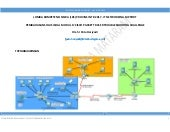 Pembahasan Solusi Soal Modul D Cisco Packet Tracer Troubleshooting Challenge - LKS NTB 2017