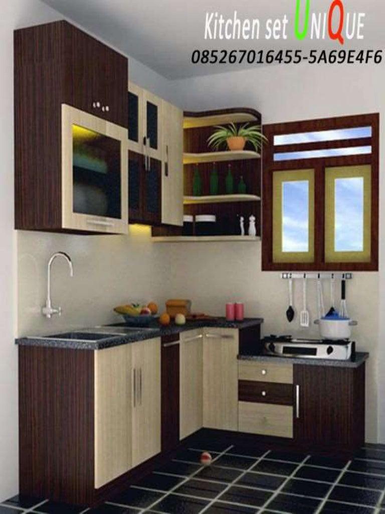 Design Kitchen Set Untuk Dapur Kecil pembuatan kitchen set di malang, penjual kitchen set di malang, tukan…