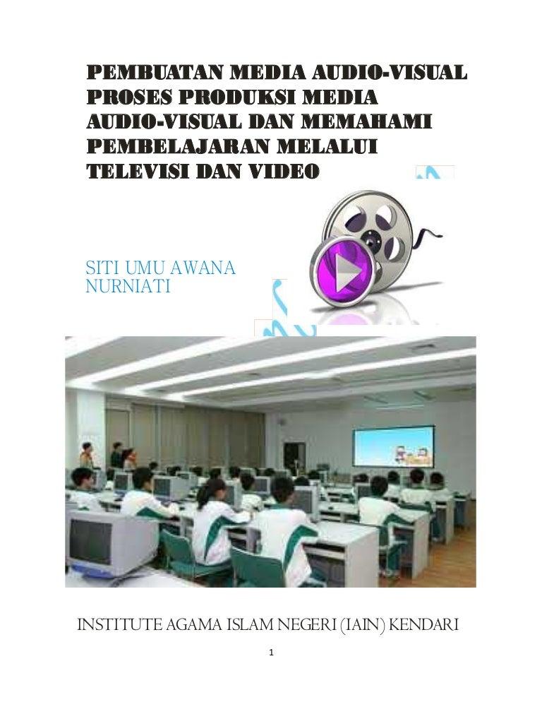 Contoh Media Audio Visual Dalam Pembelajaran - Barisan Contoh